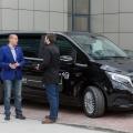 Intreviu in Mercedes-Benz Clasa V - Foto 4 din 22