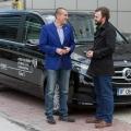 Intreviu in Mercedes-Benz Clasa V - Foto 5 din 22