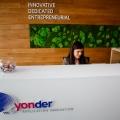 Un birou care inspira: cum lucreaza angajatii Yonder din Iasi - Foto 1