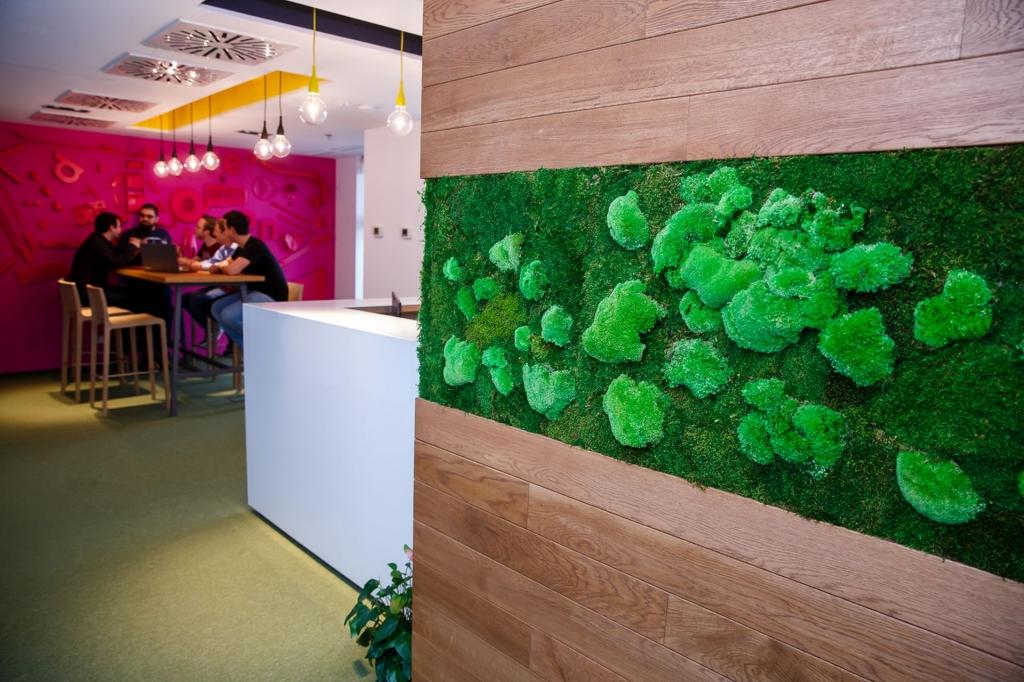 Un birou care inspira: cum lucreaza angajatii Yonder din Iasi - Foto 5 din 22