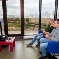 Un birou care inspira: cum lucreaza angajatii Yonder din Iasi - Foto 18