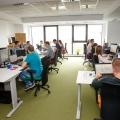 Un birou care inspira: cum lucreaza angajatii Yonder din Iasi - Foto 21