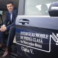 Interviu mobil cu seful MasterCard pentru Romania, Cosmin Vladimirescu - Foto 5 din 9