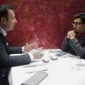La pranz cu Iordan Parfenie, private banker la Bank Gutmann - Foto 1 din 9