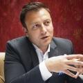 La pranz cu Iordan Parfenie, private banker la Bank Gutmann - Foto 2 din 9