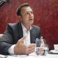 La pranz cu Iordan Parfenie, private banker la Bank Gutmann - Foto 3 din 9