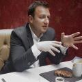 La pranz cu Iordan Parfenie, private banker la Bank Gutmann - Foto 7 din 9