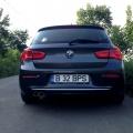 BMW Seria 1 facelift - Foto 2 din 23