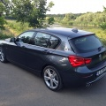 BMW Seria 1 facelift - Foto 6 din 23