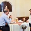 Octavian Badescu - Wall-Street Lunch - Foto 6 din 10