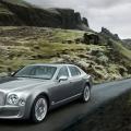 Bentley Mulsanne - Foto 1 din 8