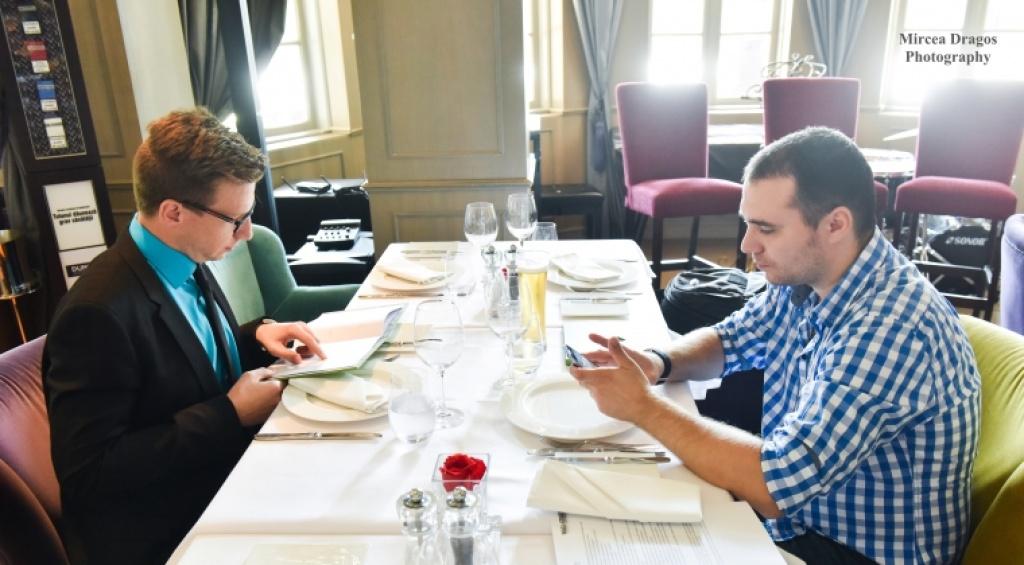 La pranz cu David Gedlicka: managerul sloven al Porsche Finance Group pasionat de kaiac-canoe si literatura scandinava - Foto 1 din 23