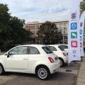 Car sharing Fiat 500 - Foto 1 din 8