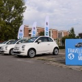 Car sharing Fiat 500 - Foto 3 din 8