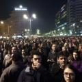 Proteste Piata Victoriei - Foto 3 din 13