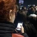 Proteste Piata Victoriei - Foto 5 din 13