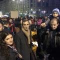 Proteste Piata Victoriei - Foto 7 din 13
