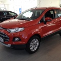 Ford EcoSport - Foto 2 din 22
