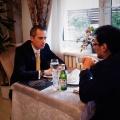 La pranz cu Bogdan Popa, unul dintre cei mai tineri CFO din banking-ul romanesc - Foto 1 din 6