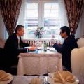 La pranz cu Bogdan Popa, unul dintre cei mai tineri CFO din banking-ul romanesc - Foto 2 din 6