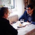 La pranz cu Bogdan Popa, unul dintre cei mai tineri CFO din banking-ul romanesc - Foto 4 din 6