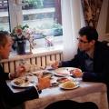 La pranz cu Bogdan Popa, unul dintre cei mai tineri CFO din banking-ul romanesc - Foto 6 din 6