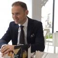 La pranz cu Tibor Pandi, seful Citibank pe Romania - Foto 2 din 16