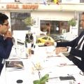 La pranz cu Tibor Pandi, seful Citibank pe Romania - Foto 4 din 16