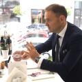La pranz cu Tibor Pandi, seful Citibank pe Romania - Foto 7 din 16