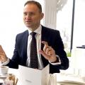 La pranz cu Tibor Pandi, seful Citibank pe Romania - Foto 8 din 16
