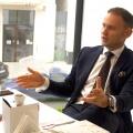 La pranz cu Tibor Pandi, seful Citibank pe Romania - Foto 11 din 16
