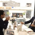La pranz cu Tibor Pandi, seful Citibank pe Romania - Foto 12 din 16