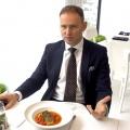 La pranz cu Tibor Pandi, seful Citibank pe Romania - Foto 13 din 16