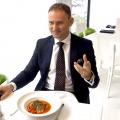 La pranz cu Tibor Pandi, seful Citibank pe Romania - Foto 14 din 16