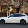 Mazda6 facelift Wagon - Foto 1 din 20