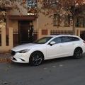 Mazda6 facelift Wagon - Foto 5 din 20