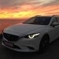 Mazda6 facelift Wagon - Foto 15 din 20