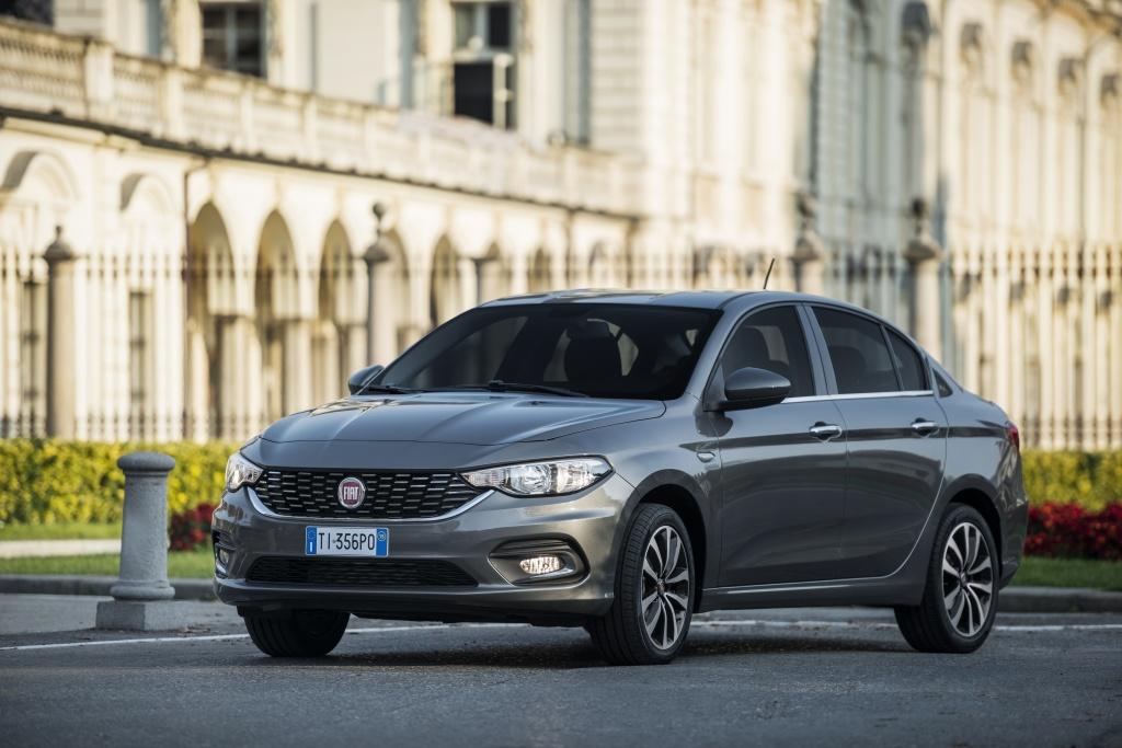 Fiat lanseaza in Romania sedanul Tipo - Foto 9 din 11