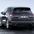 Porsche Cayenne Platinum Edition - Foto 2 din 6