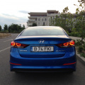 Hyundai Elantra - Foto 15 din 22