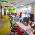 Birou de companie - CBRE - Foto 15 din 24