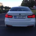 BMW 330e plug-in hybrid - Foto 4 din 18