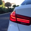 BMW 330e plug-in hybrid - Foto 5 din 18