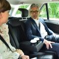 Business to go - Stephane Batoux, CEO Albalact - Foto 8 din 10