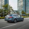 Mazda6 wagoon facelift - Foto 4 din 27