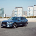 Mazda6 wagoon facelift - Foto 6 din 27