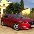 Mazda6 wagoon facelift - Foto 20 din 27