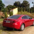 Mazda6 wagoon facelift - Foto 22 din 27