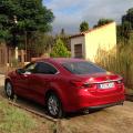 Mazda6 wagoon facelift - Foto 23 din 27
