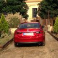Mazda6 wagoon facelift - Foto 24 din 27